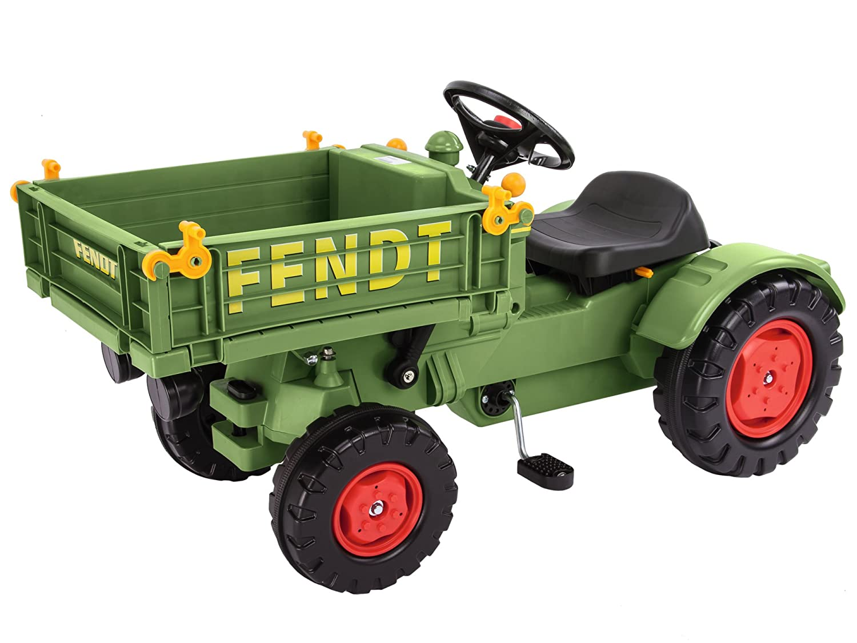 Trettraktor Fendt - BIG Geräteträger Fendt