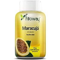 Maracujá (Passiflora) 500mg Fitoway - 60 Cáps, Fitoway