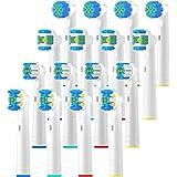 Cabezales de recambio para cepillo de dientes, de Nevadent, 273038 NAZK 8 B1: Amazon.es: Salud y cuidado personal