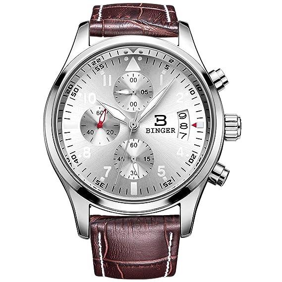 Reloj - BINGER - Para - BG-9202A-P51AY01