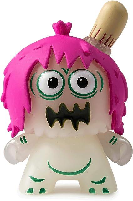 Amazon Com Kidrobot X Clutter Kaiju Dunny Battle Figure Ugly