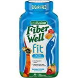 Vitafusion Fiber Well Fit Gummies Supplement, 90 Count (Packaging May Vary)