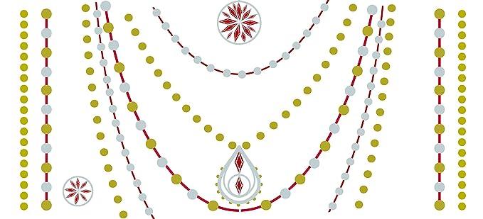 The Glam Tattoo Company Tatuaje metalico Temporal Comunicación ...