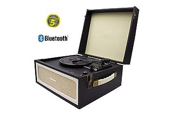 Tocadisco Retro Lauson con Bluetooth y Función Encoding PC ...