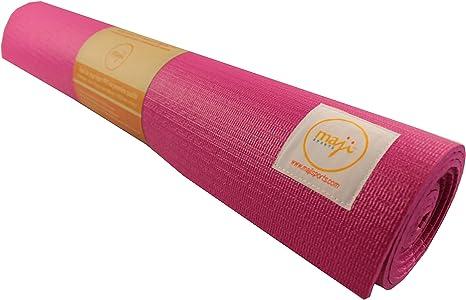 Amazon.com: Maji Sports Luz Pro Esterilla de yoga: Sports ...