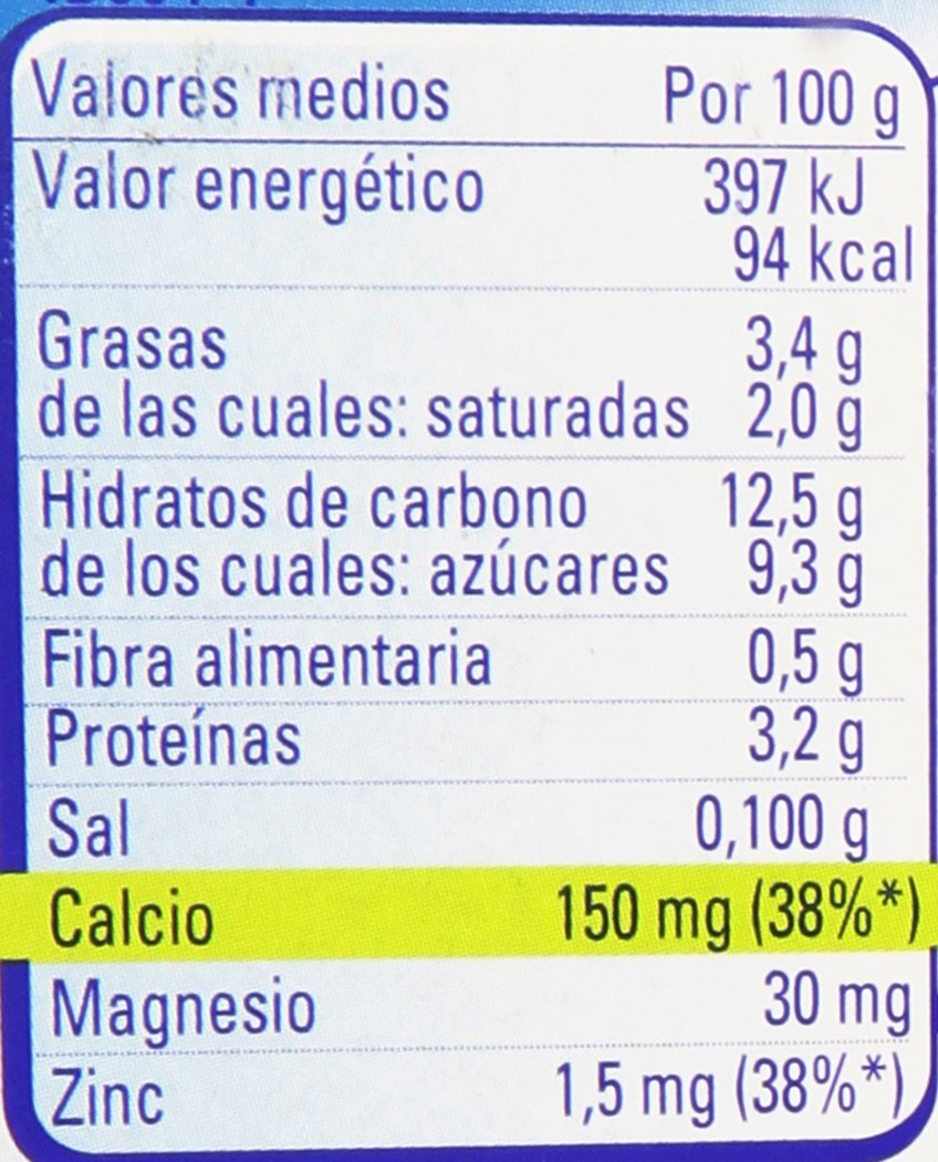 Logolino Chocolate a partir de 12 meses, 4x100g: Amazon.es: Alimentación y bebidas