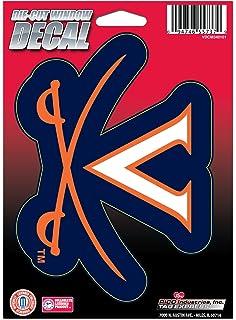 FANMATS University of Virginia 3D Team Logo Decal