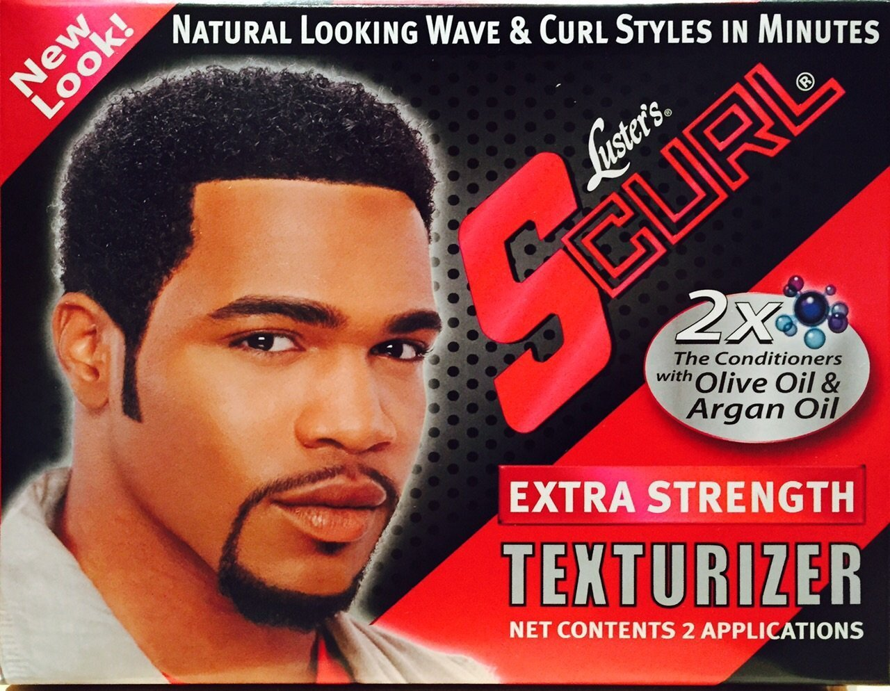 Luster's S-Curl Extra Strength Texturizer Kit by Luster's Scurl Luster's Scurl