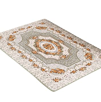 Stunning chengyang tappeto orientali motivo floreale - Amazon tappeti ingresso ...