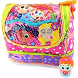 Ksimerito Distroller LUNCH BOX - Includes Food & Water Container and More! Chamoy y Amiguis