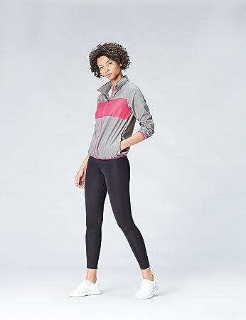 Activewear Chaqueta Shell Cortavientos para Mujer