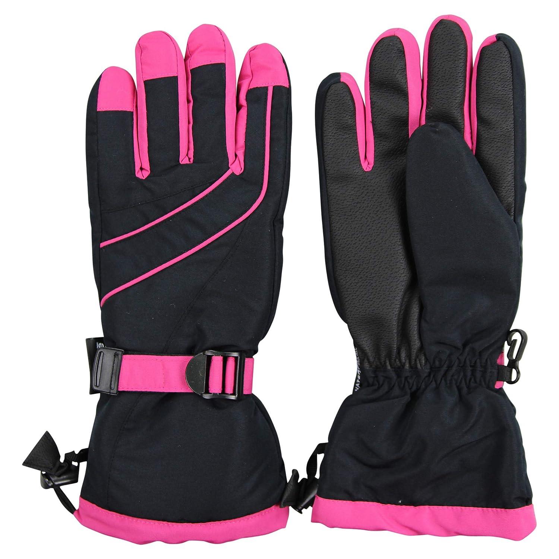 Women's Insulated Waterproof Winter Snow Ski Glove Urban Boundaries