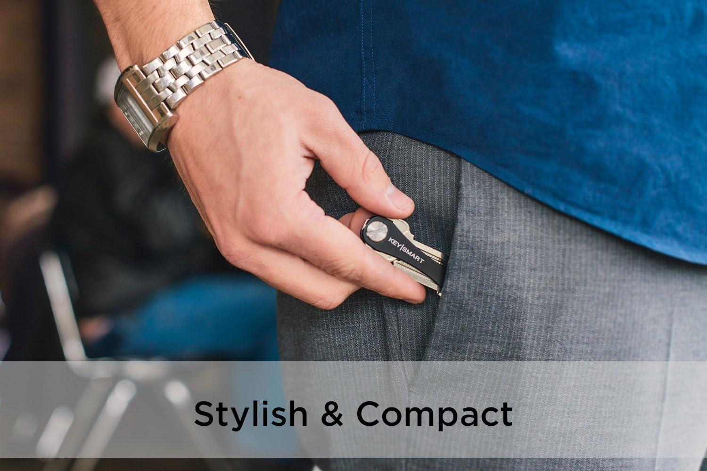Keysmart Ks019bkn Schlüsselanhänger Schwarz Auto