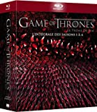 Game of Thrones (Le Trône de Fer) - L'intégrale des saisons 1 à 4 [Blu-ray]