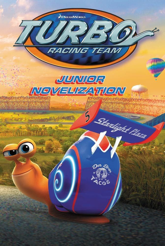 Download Turbo Junior Novelization ebook