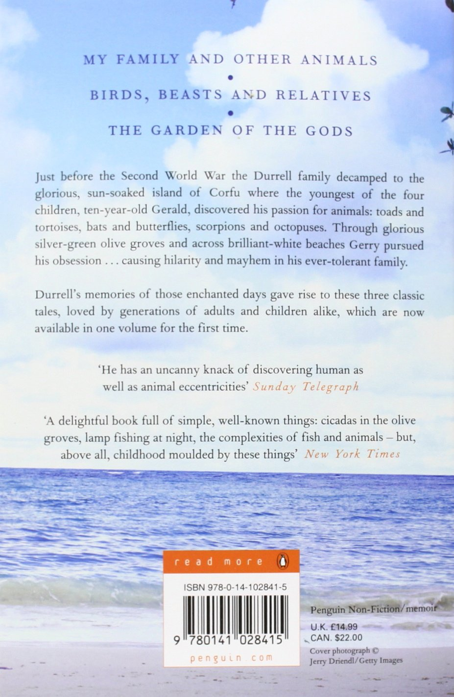 the corfu trilogy amazon co uk gerald durrell books