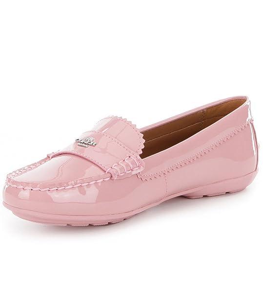 CoachA01375 - Odette para Mujer, Rosado (Rosado de Charol), 5.5 B(M) US: Amazon.es: Zapatos y complementos