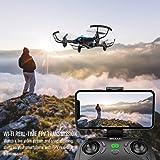 DROCON NINJA FPV Drone with 720P HD Wi-Fi Camera