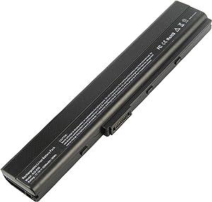 Futurebatt Laptop Battery for Asus A32-k52 A31-k52 A41-k52 A42-k52 A31-b53 K52l681, A52 A52f A52j K42 K42j K52 A42 Series X42 Se