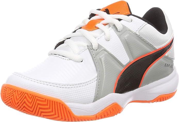 PUMA Explode 3 Jr, Chaussures Multisport Indoor Mixte Enfant