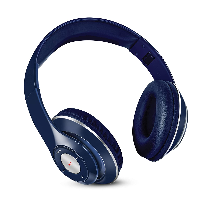 Soundlogic MS Dhoni Edition HD Wireless Bluetooth Headphone