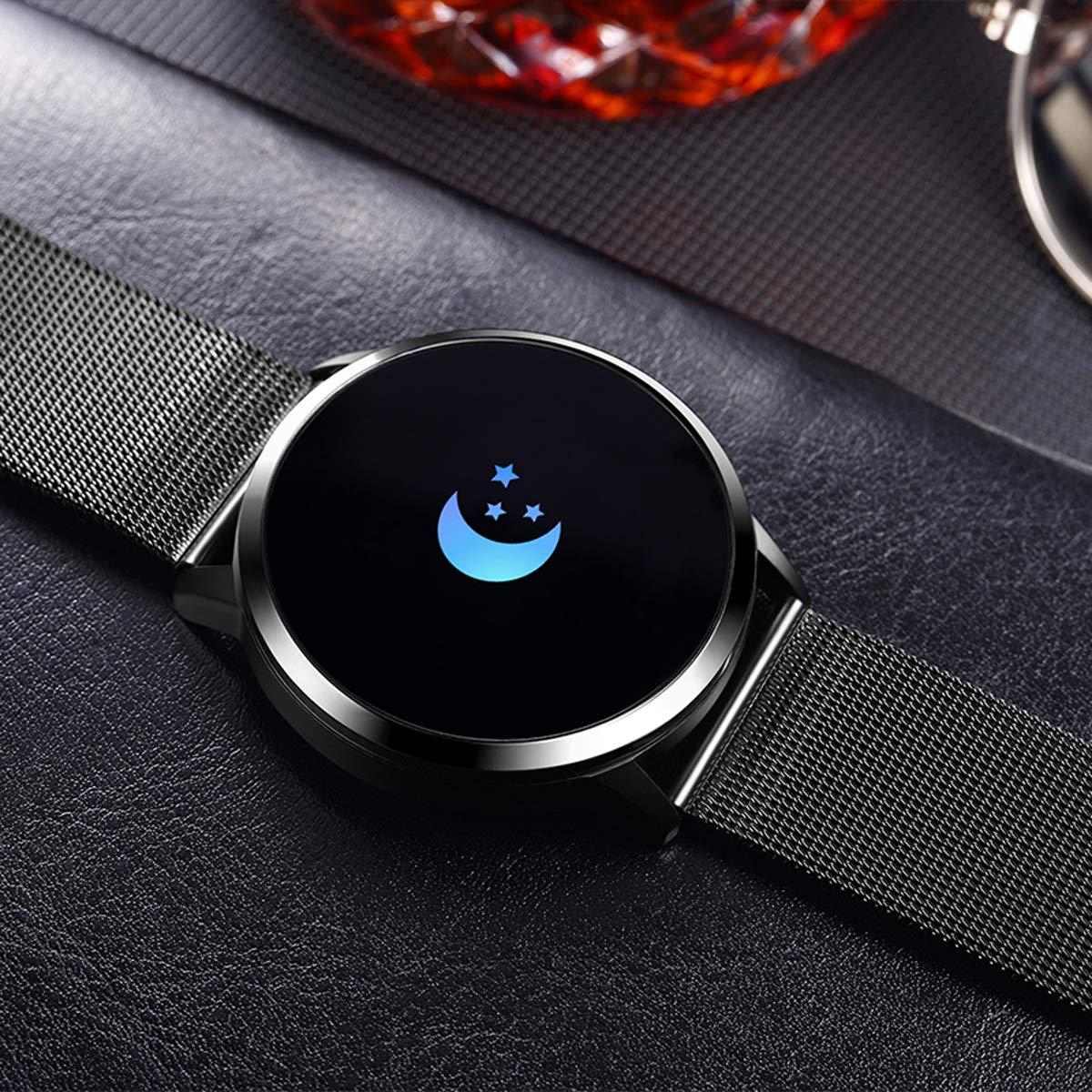Amazon.com: Fitness Tracker - Reloj inteligente con ...