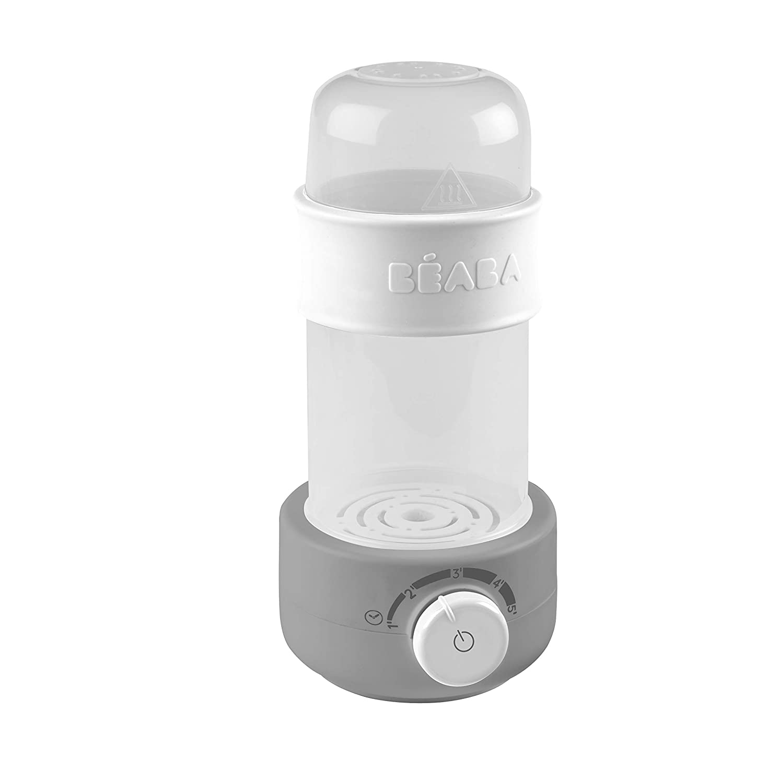 Beaba Baby Milk Second Bottle Warmer - Grey BEAJT 911620