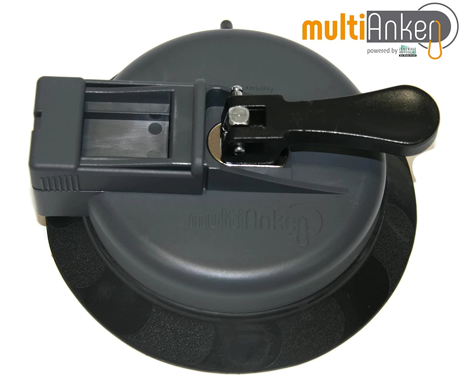 Easy and Safe Attachment Quick multiAnker 2.0/-/Caravan Awning Mount
