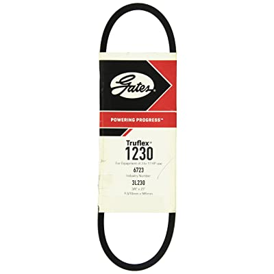 Gates 1230 TruFlex Belt: Automotive
