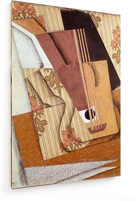 weewado La Guitarra - J. Gris - Collage 1914-20x30 cm - Impresión ...