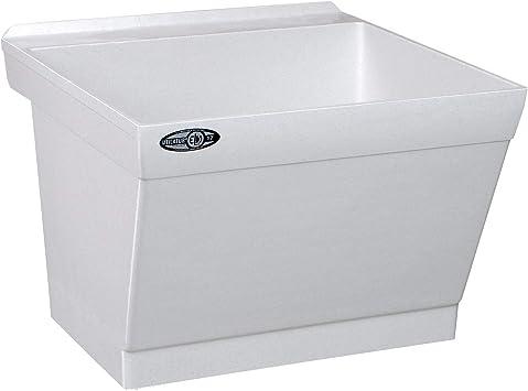 Mustee 17w Utilatub Laundry Tub Wall Mount 23 5 Inch X 23 Inch
