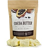 Keynote Pure Raw Cocoa Butter (200 g) [Food-Grade Cacao Butter]