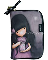 Gorjuss We Can All Shine Folding Shopper Bag Contained In A Small Zip Purse by Gorjuss
