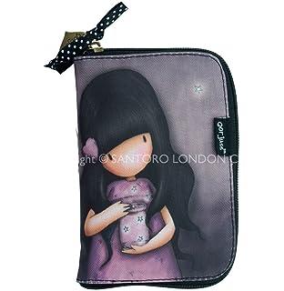 Gorjuss Little canción plegable bolso de la compra en estuche con cremallera 16 x 11 cm cerrado Santoro calcetín de: Amazon.es: Electrónica