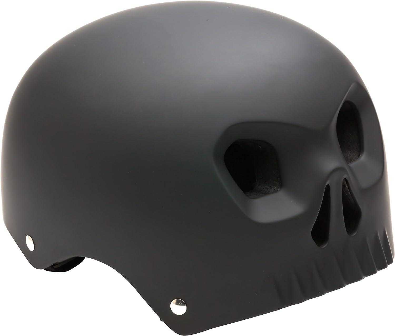 Mongoose MG77927-2 Boys Street Youth Skull Hardshell