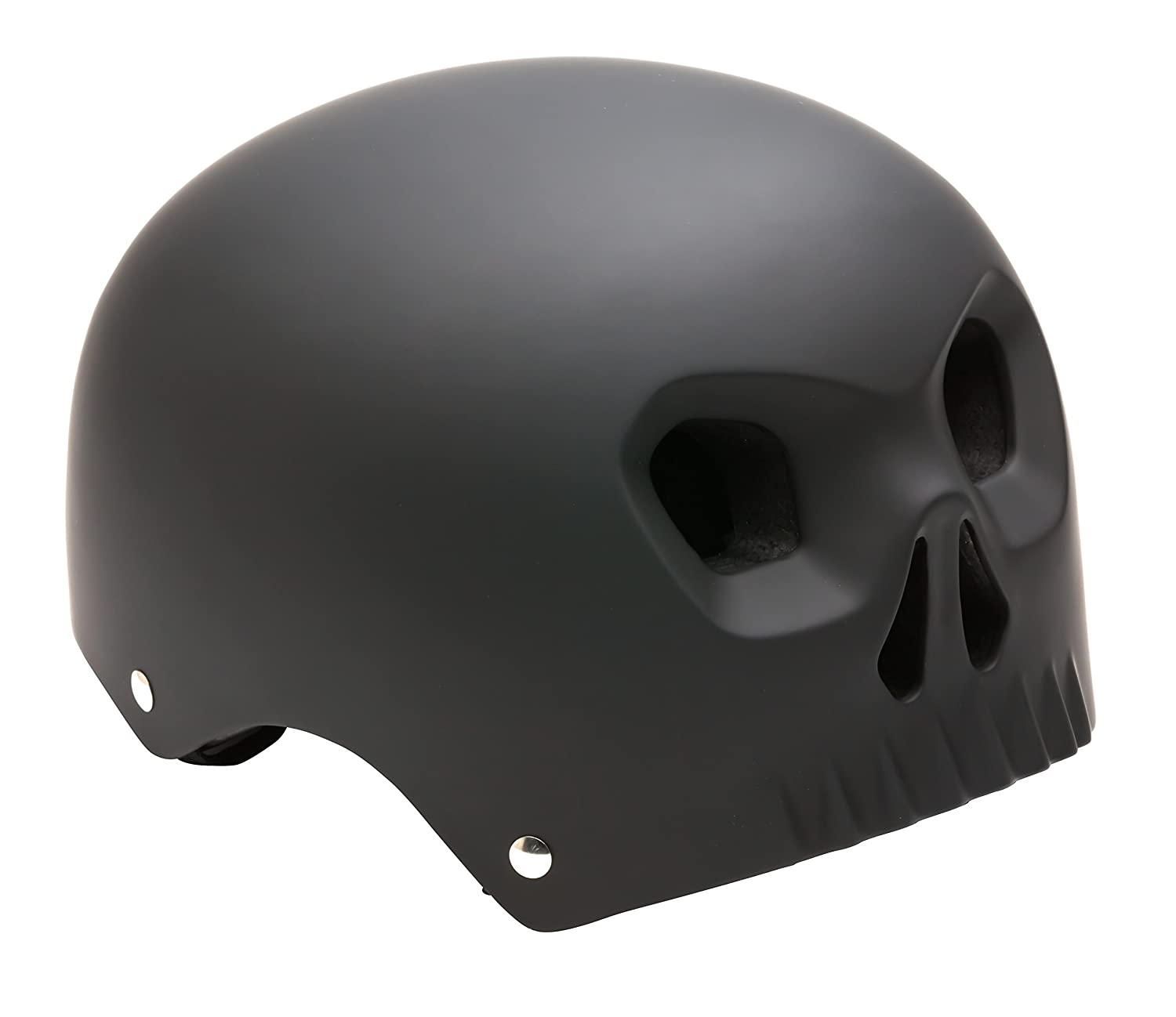 Mongoose Street Hardshell Skull Youth Bike Helmet