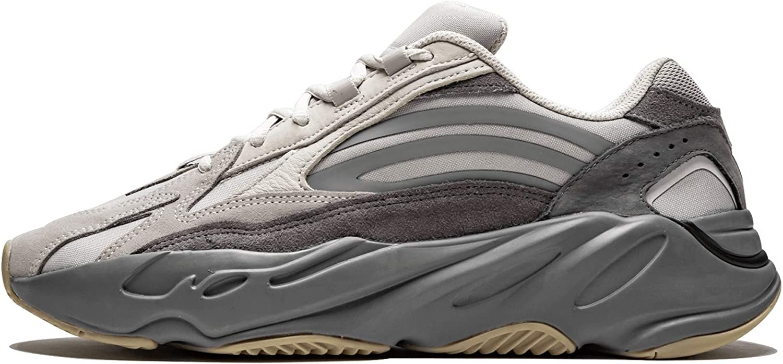 Amazon.com | adidas Yeezy Boost 700 V2 (Tephra/Tephra/Tephra ...
