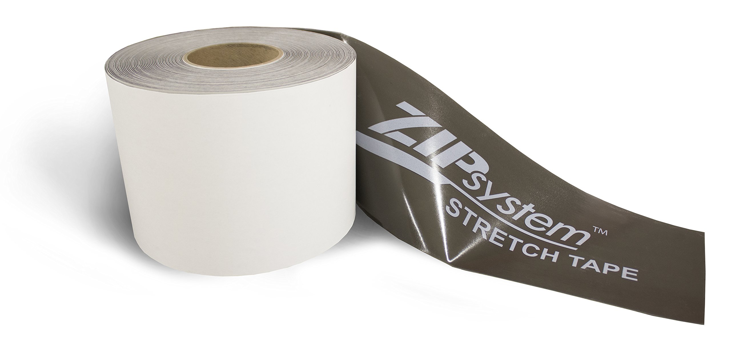 Huber ZIP System Stretch Tape | 6 inches x 20 feet | Self-Adhesive Flashing for Doors-Windows Rough Openings B075GWD83R by ZIP System