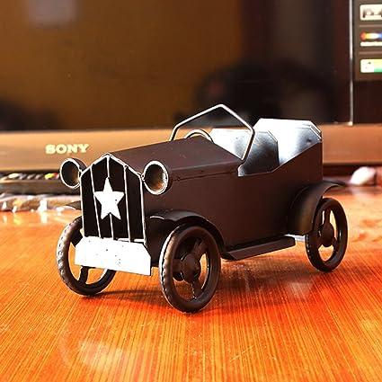 Buy Mib My Indian Brand Vintage Black Car For Decor Online