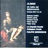JS Bach : Cantates BWV 21 & 42