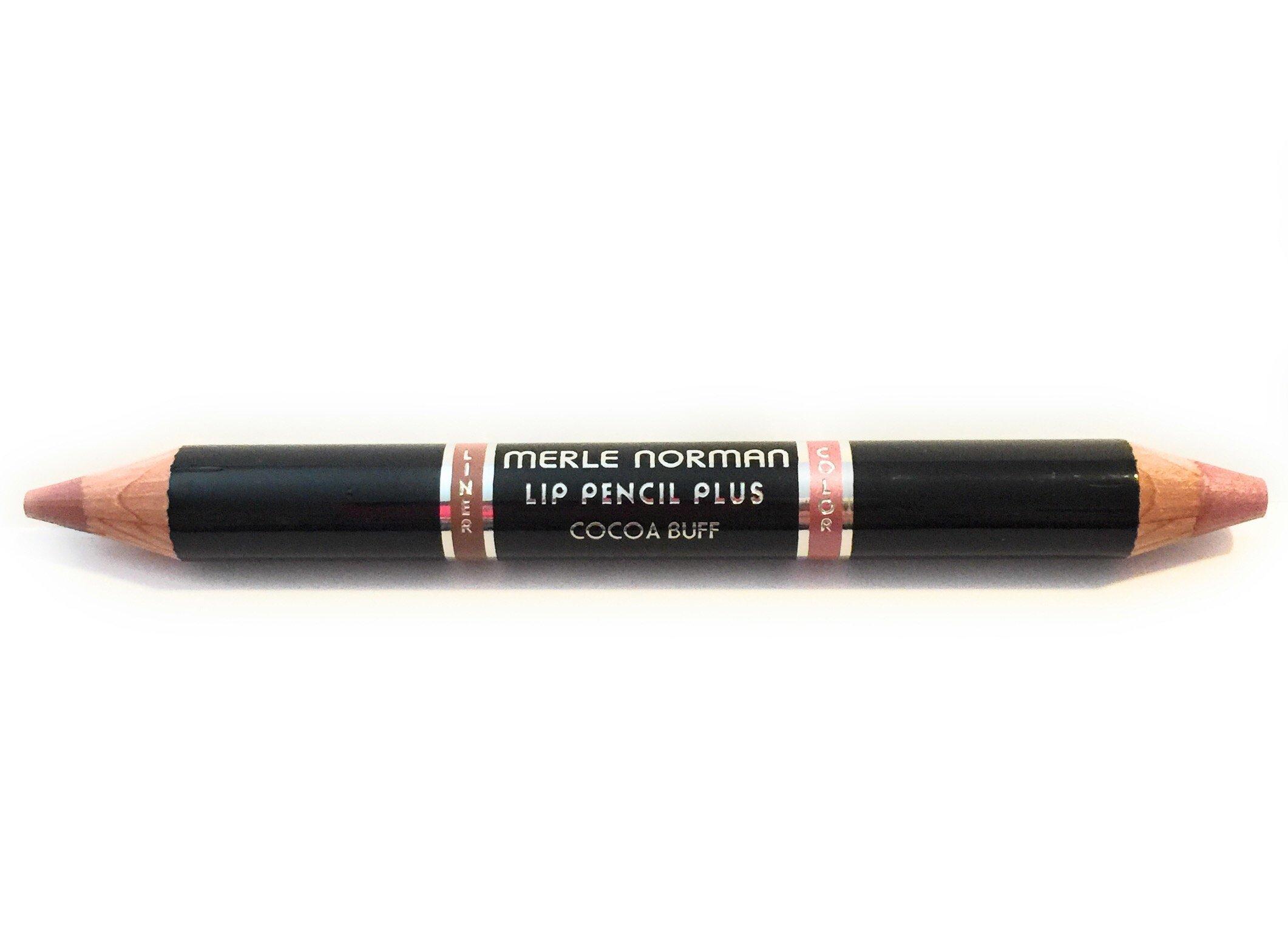 Merle Norman Lip Pencil Plus - Cocoa Buff