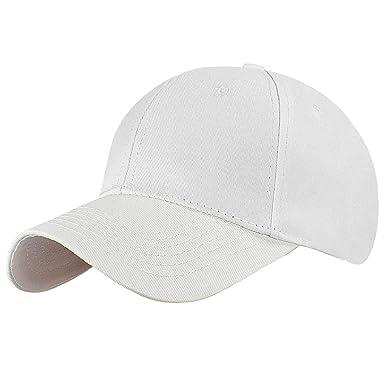 25c689280633a heekpek Casquette de Baseball Femme Chapeau Queue De Cheval Casquette  Réglable Mesh Trucker Baseball Hat