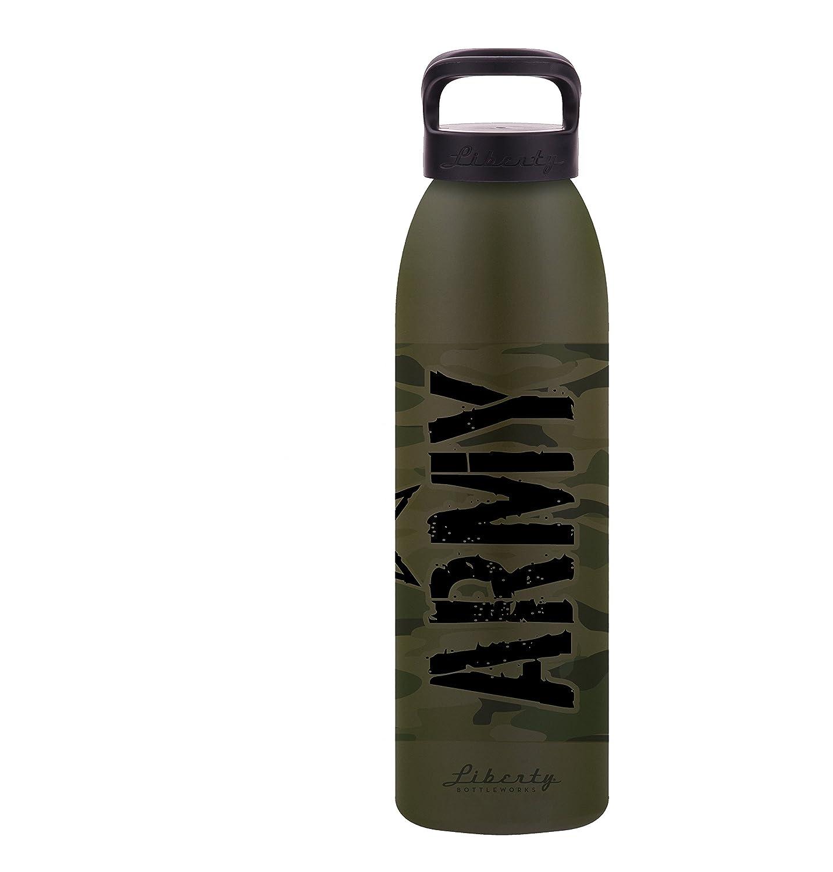 Liberty Bottleworks Armee Wasser Flasche
