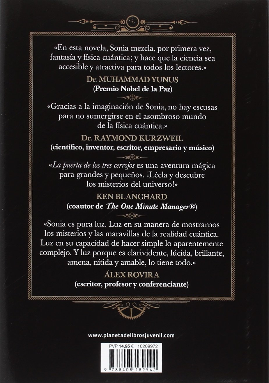 La puerta de los tres cerrojos: 7: Amazon.es: Sónia Fernández-Vidal: Libros