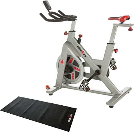 Ironman Fitness H-Class 510 Indoor Training Cycle with Digital ...