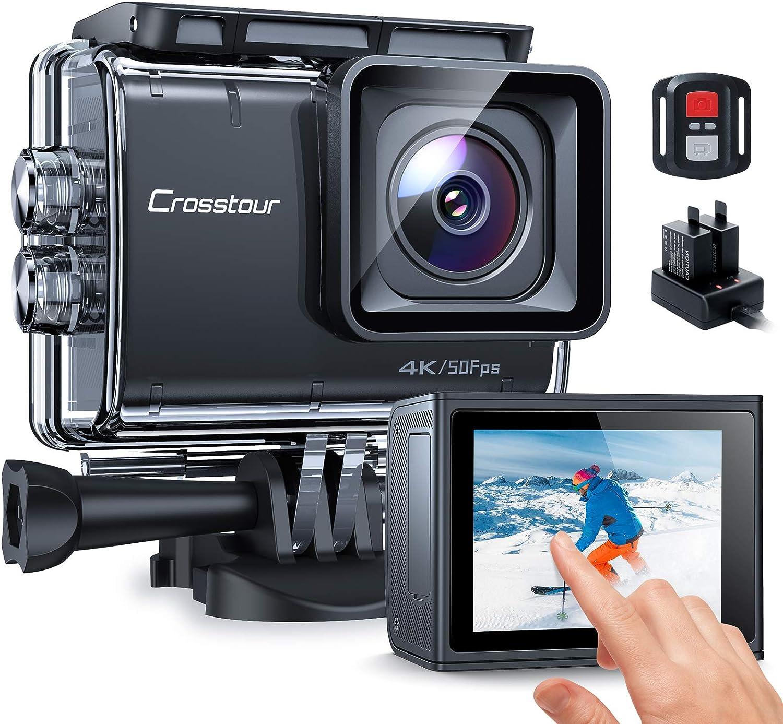 Crosstour Ct9700 True 4k 50 Fps Action Camera Camera Photo