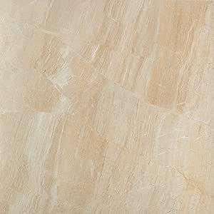 Samson 1043629 Anthology 2x2 Mosaic Floor Tile 1-Piece Brown 16.75X16.75-Inch