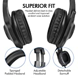Gaming Headset for PS4, Xbox One Gaming Headphone