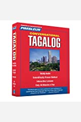 Pimsleur Tagalog Conversational Course - Level 1 Lessons 1-16 CD: Learn to Speak and Understand Tagalog with Pimsleur Language Programs (1) Audio CD
