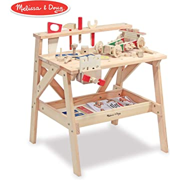 reliable Melissa & Doug Project Bench